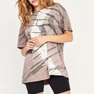 Project Social T Tiger Oversized Tee